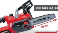 Akku-Kettensäge GE-LC18Li Kit von Einhell