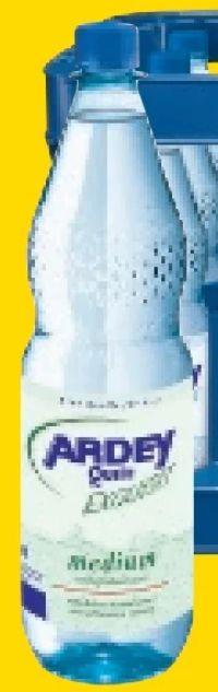 Mineralwasser von Ardey Quelle
