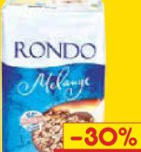 Rondo Melange Kaffeepads von Röstfein