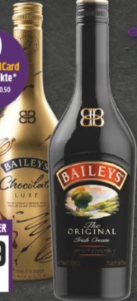 Irish Cream Liquer von Baileys