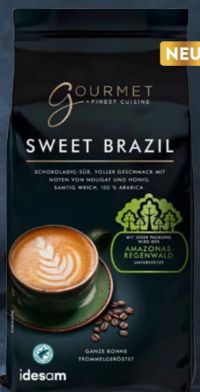 Sweet Brazil von Gourmet Finest Cuisine