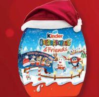 Kinder Überraschung & Friends Adventskalender von Ferrero