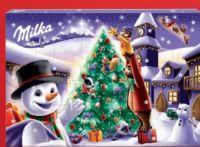 Adventskalender von Milka