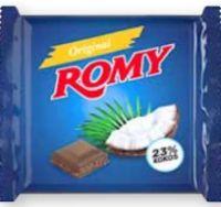 Schokolade von Romy
