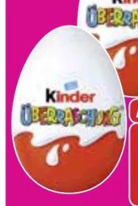 Kinderüberraschungsei von Ferrero