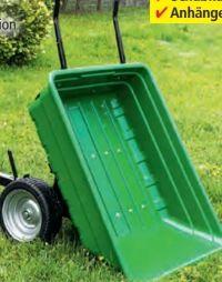 XXL-Gartenwagen von Powertec Garden