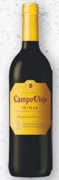 Tempranillo von Campo Viejo