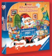 Kinder Mix Adventskalender von Ravensburger
