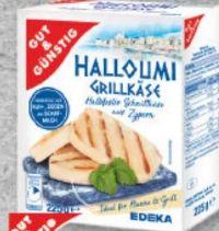 Halloumi Grillkäse von Gut & Günstig