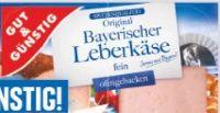 Original Bayerischer Leberkäse von Gut & Günstig