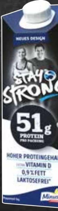 Stay Strong Protein H-Milch von Minus L