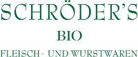 Schröder's Bio Fleisch- und Wurstwaren Angebote
