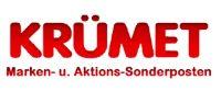 KRÜMET Sonderposten-Märkte